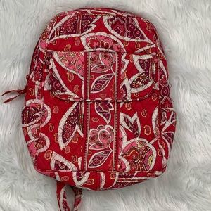 Vera Bradley Backpack Small Floral